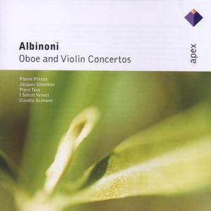 6 Oboe Concertos / Pierlot/Chambon/Toso/ISV/Scimo