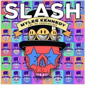 Slash feat. Kennedy, Myles & The Conspirators - Living The Dream - 1 CD
