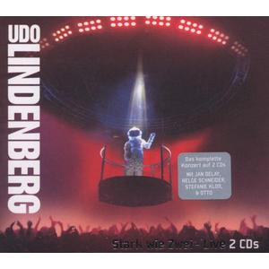 Lindenberg,Udo - Stark Wie Zwei-Live - 2 CD