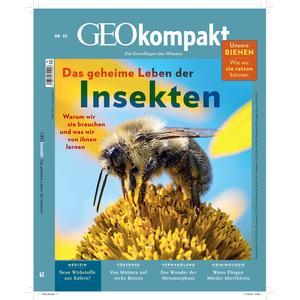 GEO kompakt / GEOkompakt 62/2020 - Das geheime Leben der Insekten