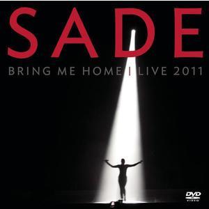 SADE - BRING ME HOME LIVE 2011 - 2 DVD