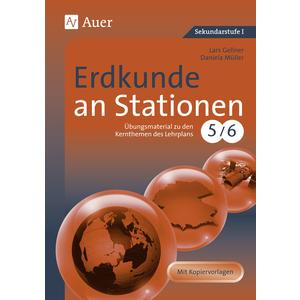 Erdkunde an Stationen 5-6