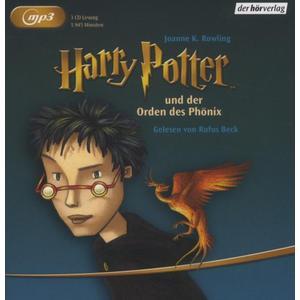 Beck,Rufus - Harry Potter und der Orden des Phönix MP3 RL - 3