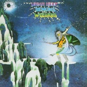 Uriah Heep - Demons And Wizards - 1 Vinyl-LP