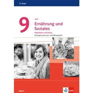 Auer Ernährung und Soziales 9. Ausgabe Bayern