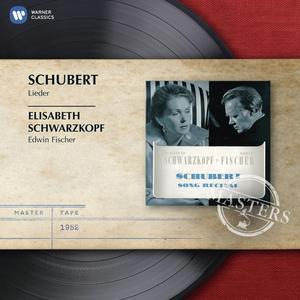 Musik-CD Lieder / Schwarzkopf,Elisabeth/Fischer, (1 CD)