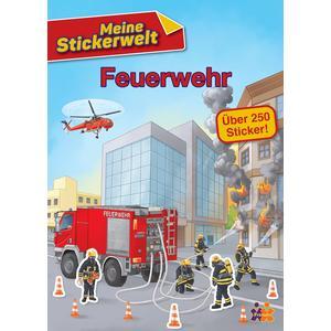 Meine Stickerwelt. Feuerwehr