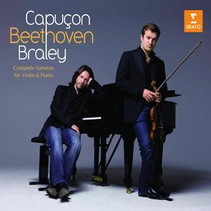 Musik-CD Sämtl.Violinsonaten / Capucon,Renaud/Braley,Frank, (3 CD)