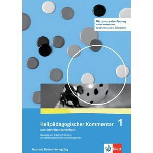Schweizer Zahlenbuch 1 / Heilpädagogischer Kommentar