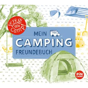 Yes we camp! Mein Camping-Freundebuch