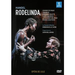 Rodelinda / Haim,Emmanuelle/Orlinski,Jakub Jozef