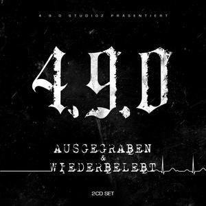 4.9.0 - Ausgegraben & Wiederbelebt (2CD Set Im Schuber) - 2 CD