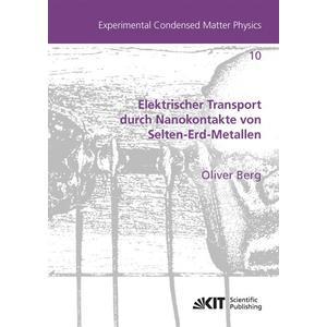 Elektrischer Transport durch Nanokontakte von Selten-Erd-Metallen