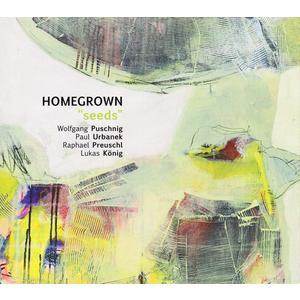 Homegrown - Seeds - 1 CD