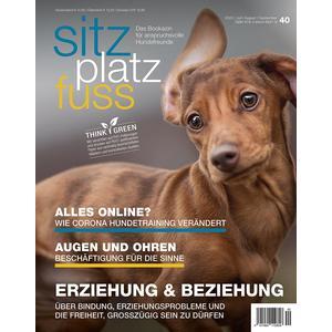SitzPlatzFuss, Ausgabe 40
