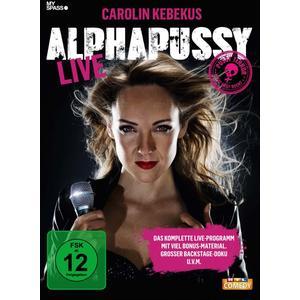 Kebekus,Carolin - AlphaPussy - 1 DVD