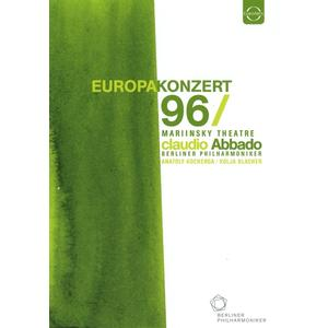 Europakonzert 1996 Aus St.Petersburg / ABBADO,CLAUDIO/BP/BLACHER,KOLJA