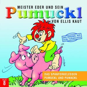 KARUSSELL TV-SERIEN - PUMUCKL 08 - 1 CD