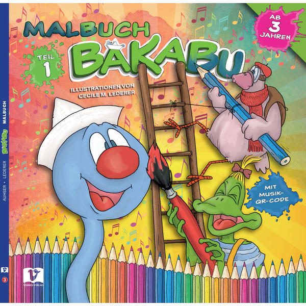BAKABU Malbuch 1