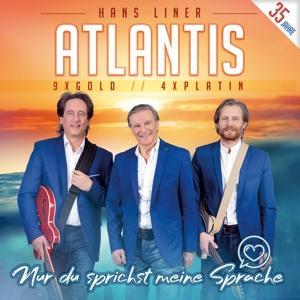 Atlantis - Nur du sprichst meine Sprache - 1 CD