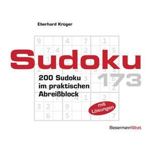 Sudoku Block 173 (5 Exemplare à 2,99 €)