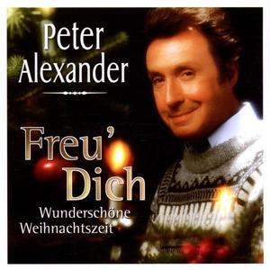 ALEXANDER,PETER - FREU DICH - 1 CD