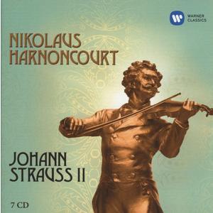 Nikolaus Harnoncourt-Johann Strauss II / Harnoncourt,Nicolaus/CGO/BP/WP