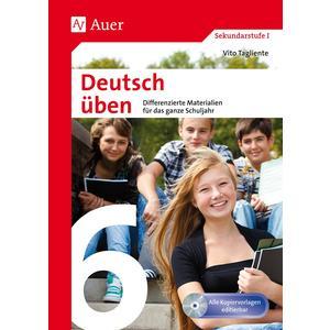 Deutsch üben Klasse 6