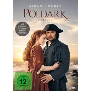 Poldark - Poldark-Staffel 3 (Standard Edition) - 4 DVD