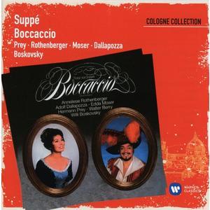 Musik-CD BOCCACCIO / Prey,Hermann/Rothenberger,Anneliese/Dallapozza, (2 CD)
