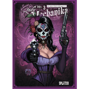 Lady Mechanika Collector's Edition 3