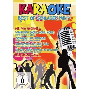 Various - Karaoke-Best Of Schlagerparty - 1 DVD