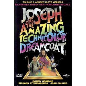 Donny Osmond,Maria Friedman,Richard Attenborough - Joseph And the Amazing Technicolor Dream - 1 DVD