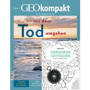GEOkompakt / GEOkompakt Bundle 60/2019 - Wie wir mit dem Tod umgehen