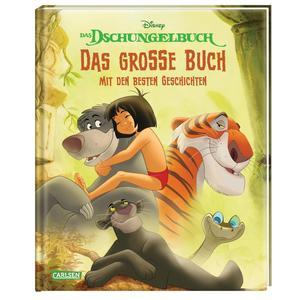 Disney: Das Dschungelbuch – Das große Buch mit den besten Geschichten