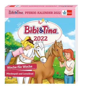 Bibi & Tina: Pferde-Kalender 2022