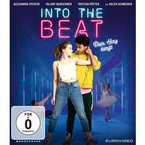Musik-CD Into the Beat-Dein Herz tanzt / Pfeifer,Alexandra/Marschner,Yalany, (1 Blu-Ray Video)