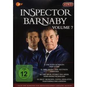 Inspector Barnaby - Vol.7 - 4 DVD