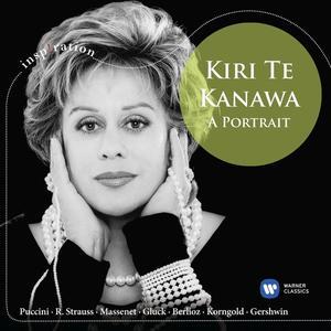 Kiri Te Kanawa:A Portrait / Te Kanawa,Kiri/Various
