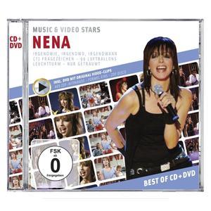 Nena - Music & Video Stars - 2 CD