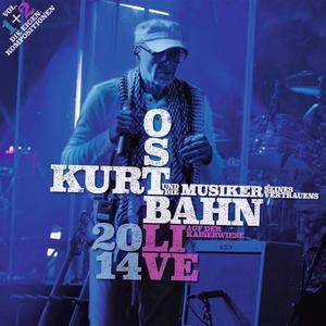 OSTBAHN KURTI&DIE MUSIKER SEIN.VERTR. - 2014 LIVE AUF DER KAISERWIESE V.1&2 - 2 CD