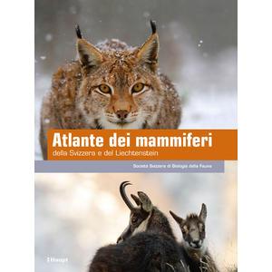 Atlante dei mammiferi della Svizzera e del Liechtenstein