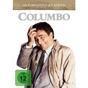 Falk,Peter - Columbo Season 6 & 7 - 3 DVD