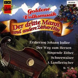 Diverse Volksmusik/Schlage - Dritte Mann,Der & A.Zith - 1 CD