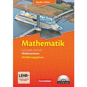 Bigalke/Köhler: Mathematik - Niedersachsen - Einführungsphase