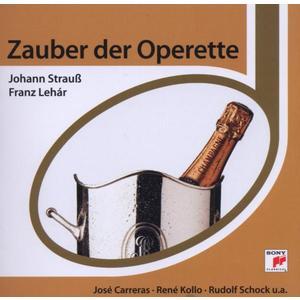 ESPRIT/ ZAUBER DER OPERETTE / DIVERSE