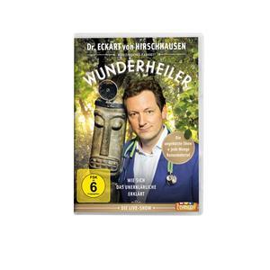 Hirschhausen,Eckart von - Wunderheiler - 1 DVD