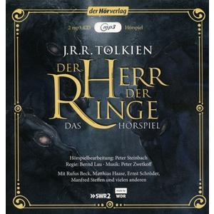 Steffen/Haase/Beck/Hallwachs - Herr Der Ringe-Das Hörspiel (MP3) - 2