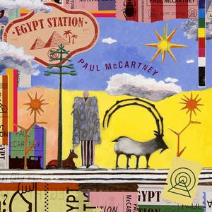 McCartney,Paul - Egypt Station - 2 Vinyl-LP