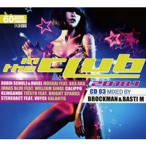 Various - In The Club 2018.1 - 3 CD